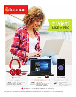 Electronics & Appliances offers in the The Source catalogue in Sarnia
