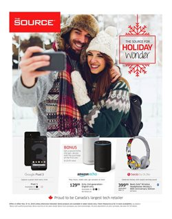 The Source deals in the Gatineau flyer