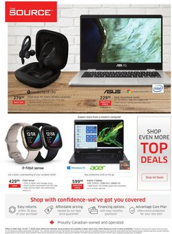 smartphones deals in the The Source catalogue ( 1 day ago)