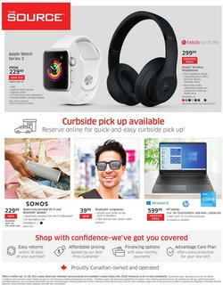 Electronics offers in the The Source catalogue ( 1 day ago )