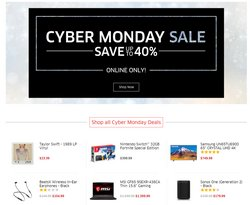 Electronics deals in the The Source catalogue ( Expires tomorrow)
