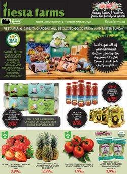 Fiesta Farms catalogue ( Expired )