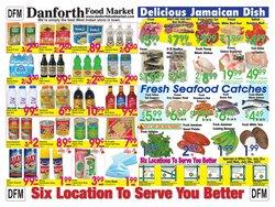 Danforth Food Market deals in the Danforth Food Market catalogue ( 3 days left)