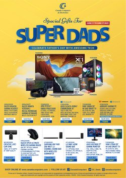 Canada Computers deals in the Canada Computers catalogue ( 2 days left)