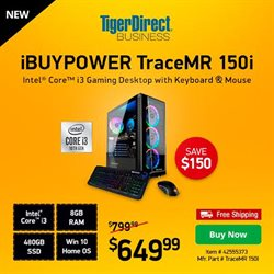 TigerDirect catalogue ( 1 day ago )