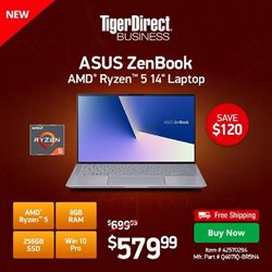 TigerDirect catalogue ( 3 days left )