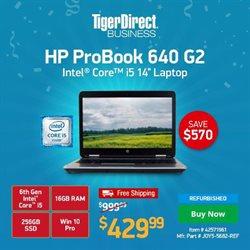 TigerDirect catalogue ( 3 days left )