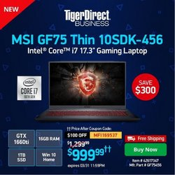 TigerDirect catalogue ( Published today )