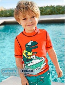 Carter's OshKosh deals in the Carter's OshKosh catalogue ( 10 days left)