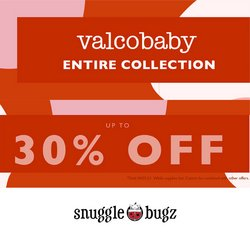 Kids, Toys & Babies offers in the Snuggle Bugz catalogue ( 18 days left )