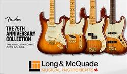 Long & McQuade catalogue ( 2 days left )