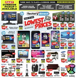 Factory Direct catalogue ( Expired )