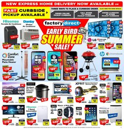 Factory Direct deals in the Factory Direct catalogue ( Expired)