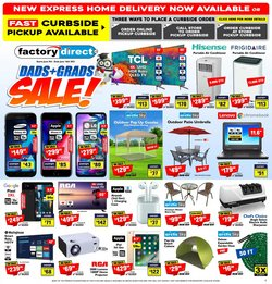 Factory Direct deals in the Factory Direct catalogue ( Expires tomorrow)