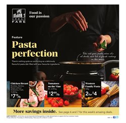 Urban Fare catalogue ( Published today )