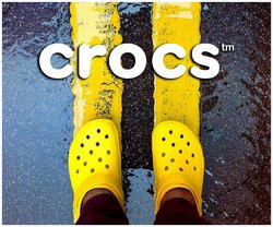 Crocs catalogue ( 18 days left )