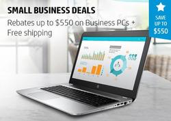 HP deals in the Toronto flyer