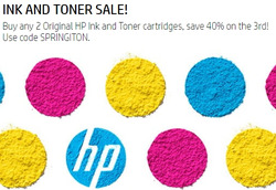 HP deals in the Toronto flyer