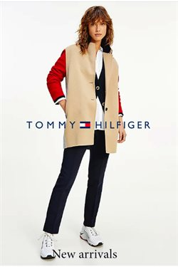 Luxury Brands offers in the Tommy Hilfiger catalogue in Toronto ( 22 days left )
