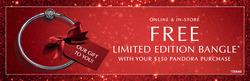Pandora deals in the Edmonton flyer