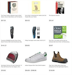 Adidas deals in the Amazon catalogue ( 4 days left)