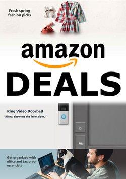 Amazon deals in the Amazon catalogue ( 1 day ago)