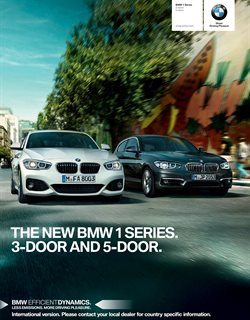 BMW deals in the Montreal flyer