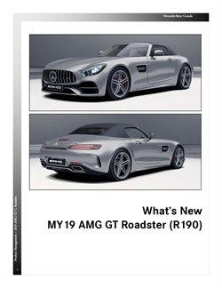 Mercedes-Benz deals in the Toronto flyer