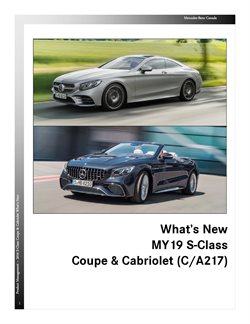 Mercedes-Benz catalogue ( More than a month )