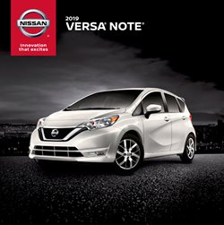 Nissan deals in the Montreal flyer