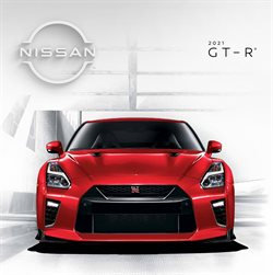 Nissan catalogue in Kitchener ( More than a month )