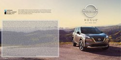 Nissan deals in the Nissan catalogue ( More than a month)