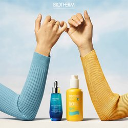 Biotherm catalogue ( 6 days left )