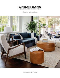 Urban Barn deals in the Montreal flyer