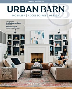 Home & Furniture offers in the Urban Barn catalogue in Montreal ( 8 days left )