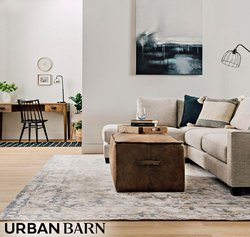 Urban Barn deals in the Urban Barn catalogue ( Expires today)