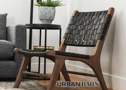 Urban Barn deals in the Urban Barn catalogue ( 5 days left)