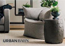 Urban Barn deals in the Urban Barn catalogue ( 7 days left)