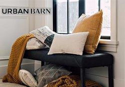Urban Barn deals in the Urban Barn catalogue ( 6 days left)