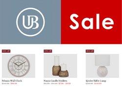Urban Barn deals in the Urban Barn catalogue ( 12 days left)