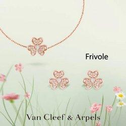 Van Cleef & Arpels deals in the Van Cleef & Arpels catalogue ( Expired)