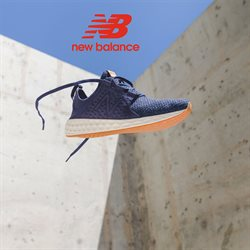 New Balance deals in the Calgary flyer