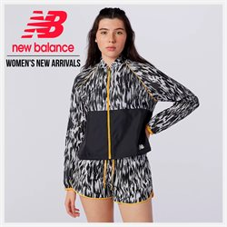 Sport deals in the New Balance catalogue ( Expires tomorrow)