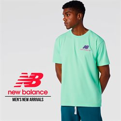 Sport deals in the New Balance catalogue ( More than a month)
