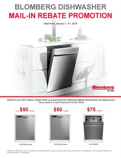 Electronics & Appliances offers in the Trail Appliances catalogue in Vancouver