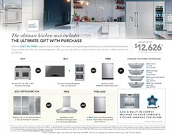 Trail Appliances deals in the Toronto flyer