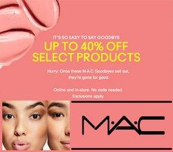 Pharmacy & Beauty deals in the MAC Cosmetics catalogue ( Expires tomorrow)