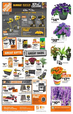 Garden & DIY offers in the Home Depot catalogue in Toronto