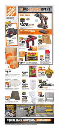 Garden & DIY offers in the Home Depot catalogue in Spruce Grove