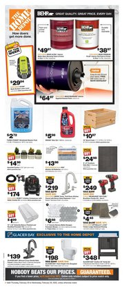 Home Depot catalogue in Edmonton ( Expires today )